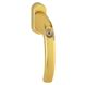 Inward Opening Tilt an Turn Handle - Brass