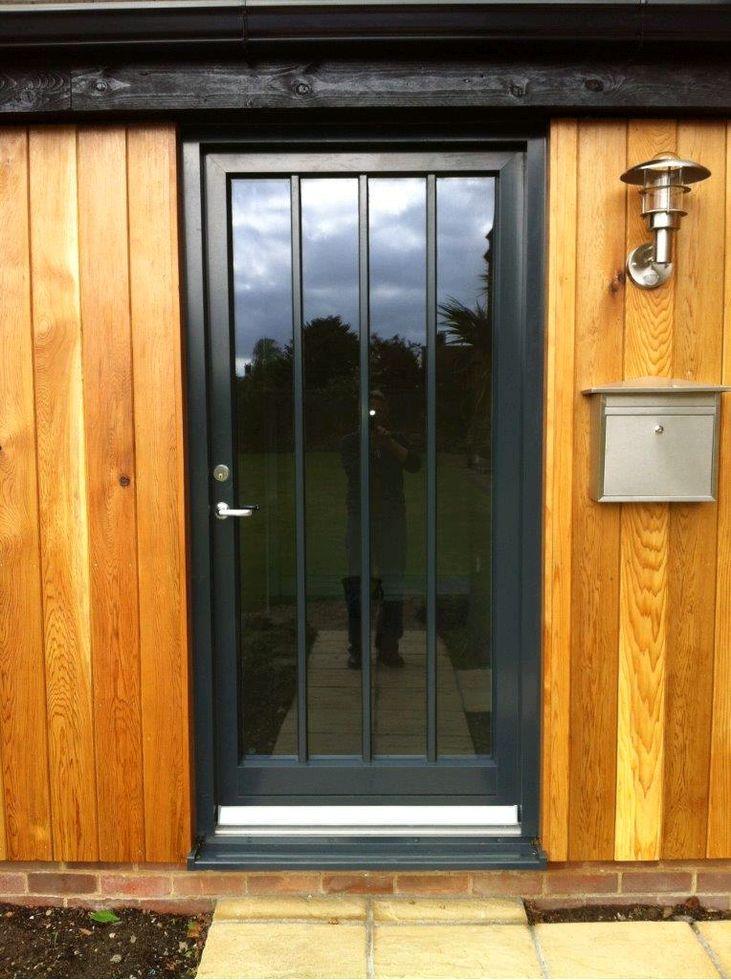 Aluminium Clad Doors Gallery