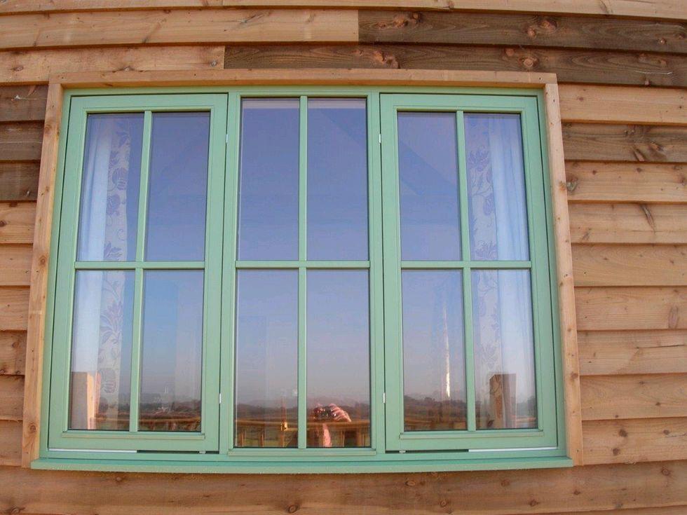 Timber Windows Gallery