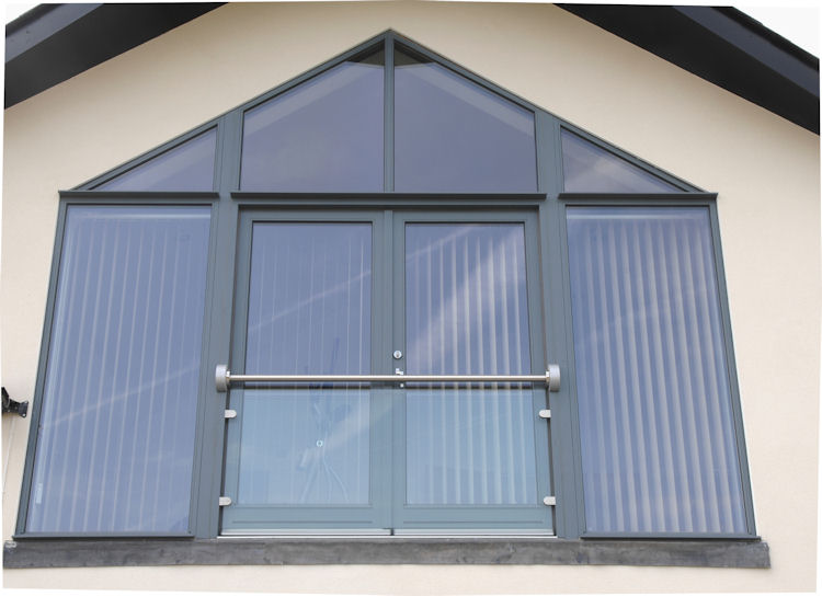 Wooden balcony doors and wooden french doors for Inward opening french doors