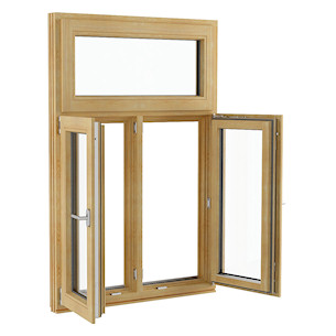 Tilt & Turn Timber Window
